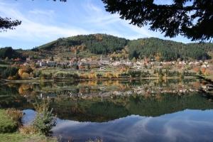 St Martial et le lac