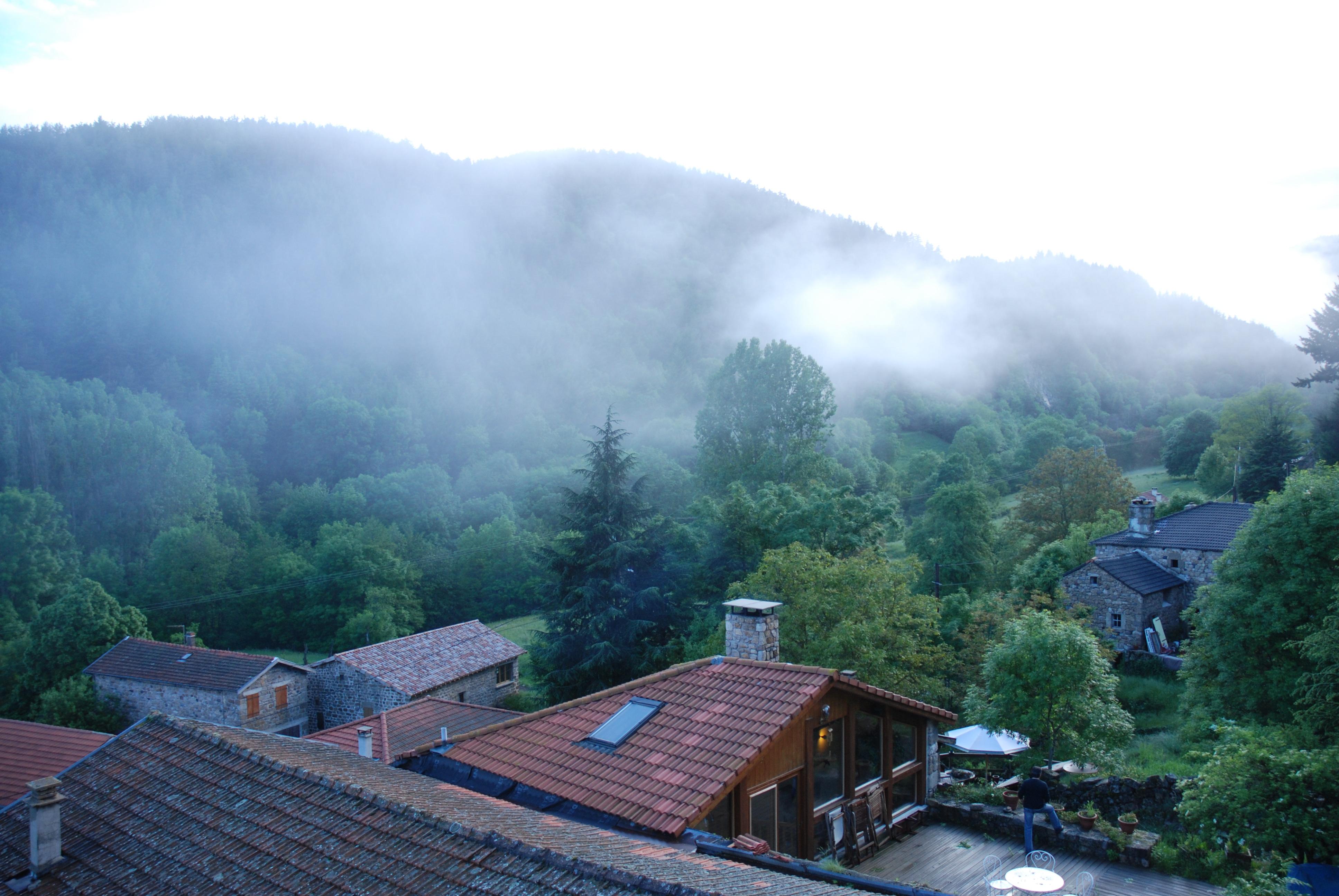 hameau brume